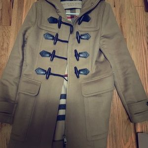 Burberry duffle winter coat- great condition!